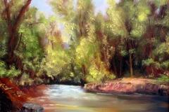 Deer Creek river 1