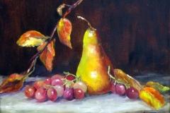 Fall Pear