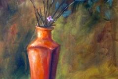 Rusty Vase 18X24 Oil
